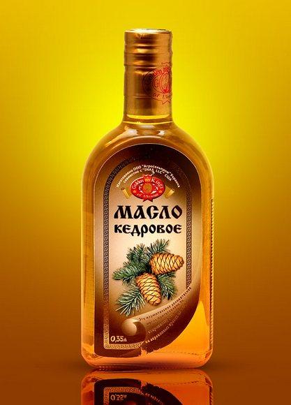 Сосна сибирская - масло